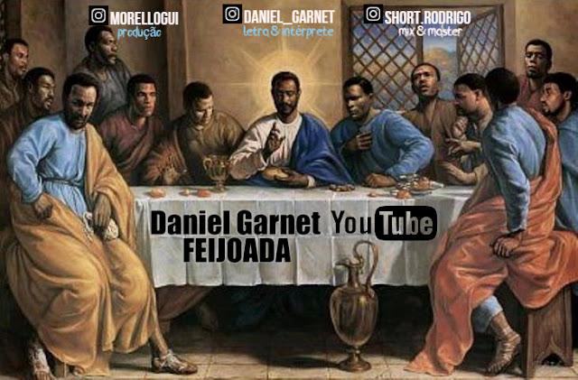 """Daniel Garnet lança seu som solo, """"Feijoada"""", confira."""