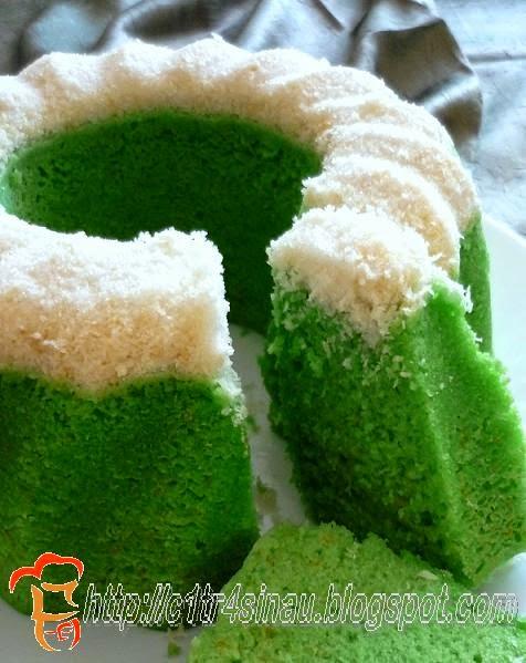 Indonesian Steamed Cake