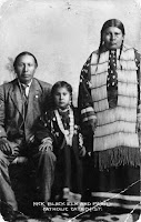picture of black elk indian