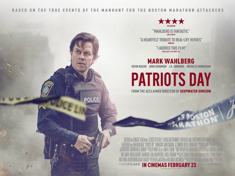 patriots day poster
