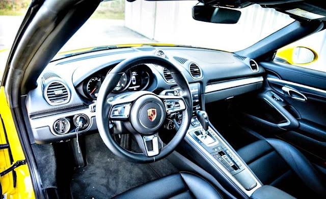 Porsche 718 Boxster PDK automático
