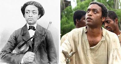 Solomon Northup, author of 12 Years A Slave