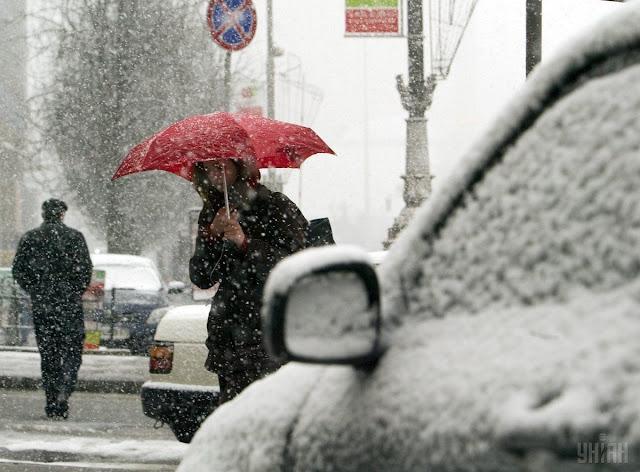 Народний синоптик - про погоду на Різдво