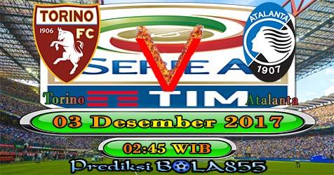 Prediksi Bola855 Torino vs Atalanta 3 Desember 2017