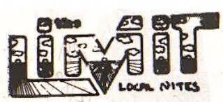 05 Jul 1979, The Limit Club, Sheffield - ACR Gigography