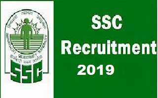 SSC MTS Reruitment 2019-Apply Online for Various Vacancies,SSC MTS Online From 2019