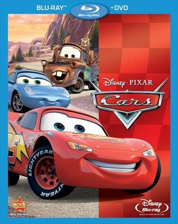 Cars 2006 Dual Audio Hindi Bluray Movie Download