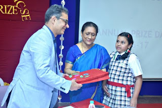 P.G. Garodia School hosted its 49th Annual Prize day on 17th June 2017