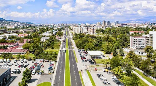 City of Skopje prepares for Boulevard of 2.5 km in Aerodrom