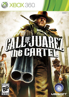 Call of Juarez The Cartel (X-BOX360) 2011