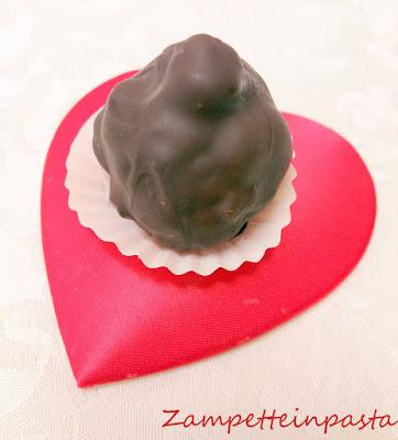 Baci Perugina fatti in casa - Ricetta San Valentino