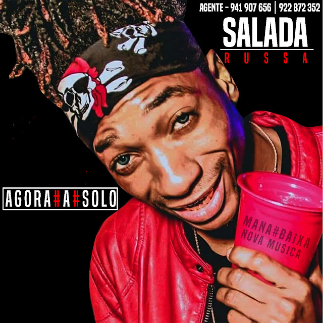 Salada Russa - Mana Baixa (Afro House) 2018 Download Mp3
