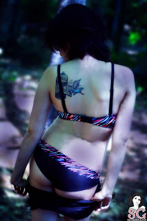 Mixi - Suicide Girls - Nature in Darkness - Jan 02, 2016