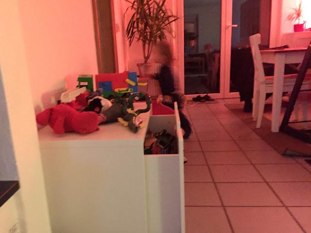 Kugelfisch-Blog: Will nich, Foto!