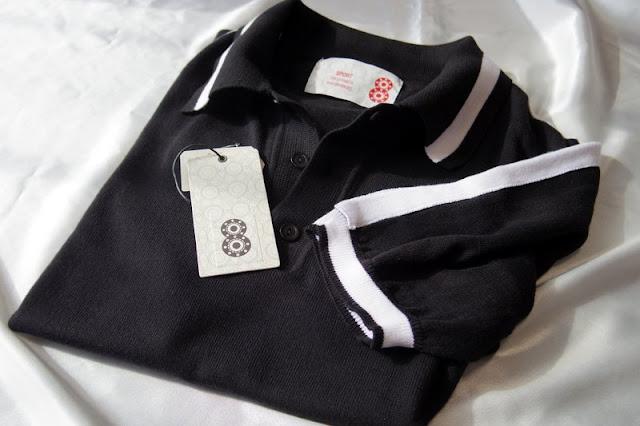 8(オット) ポロシャツ