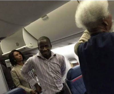 wole soyinka returns to nigeria
