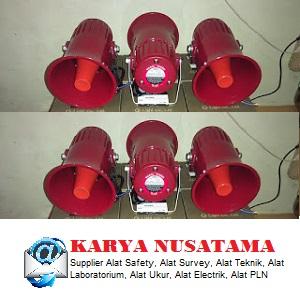 Jual Electrik Horn Sirine Q Light SRN Terlengkap di Medan