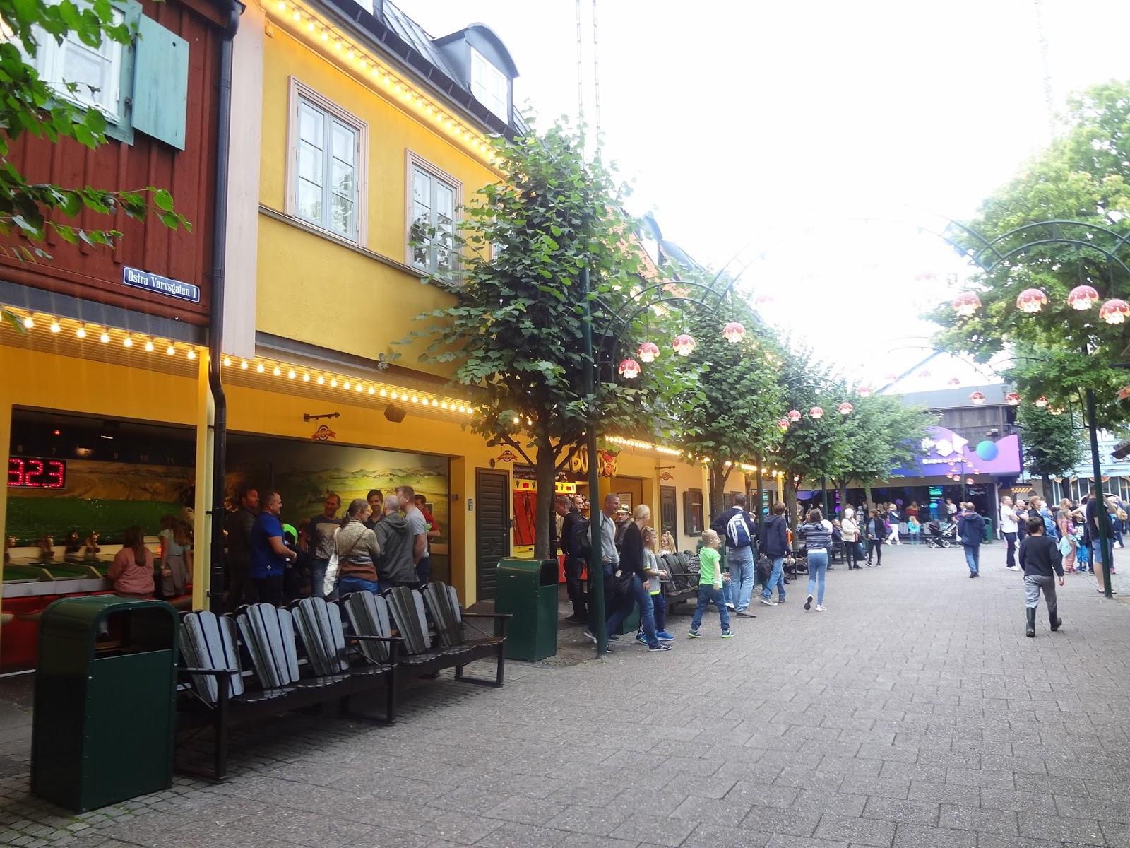 Parc attration Gröna Lund