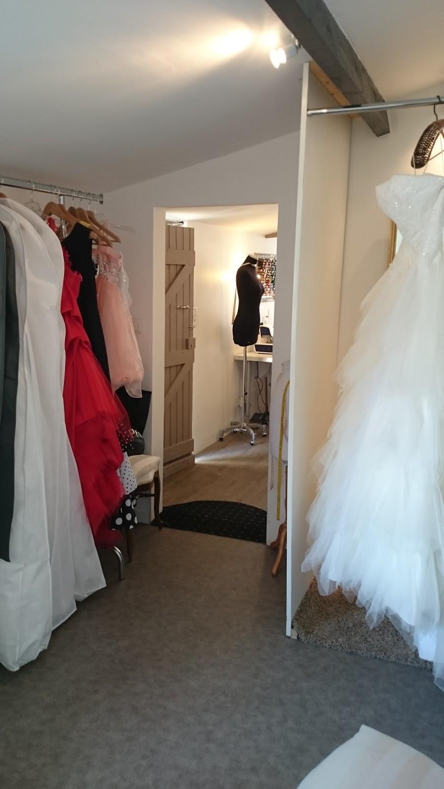 Couture Toulouse Purpan: Retouches Robes de Mariee
