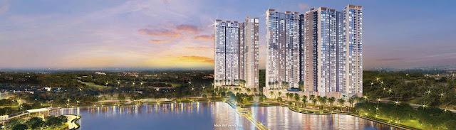 Sunshine Lake View Sky Villas Phạm Hùng