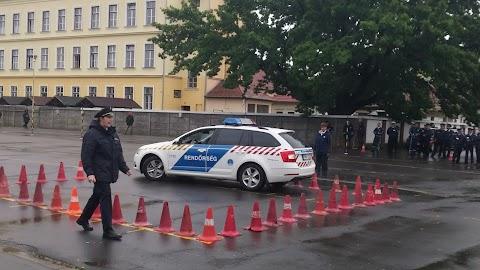 Rendőrségi készültség Orosházán?