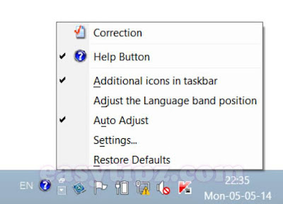 How to Turn Off Language Bar or Input Indicator in Windows 8, Windows 10
