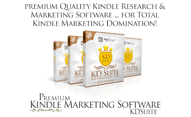 [GIVEAWAY  LICENSE] KD Suite [Premium Kindle Marketing Software]