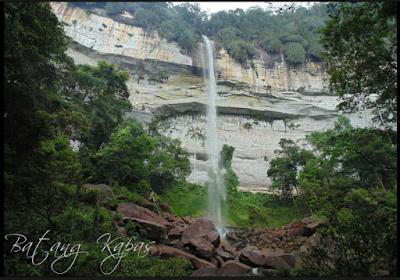 Air Terjun Batang Kapas Instagram RiauMagz Arika Harmon