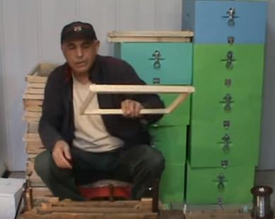 Κώστας Παναγιωτίδης: Συρμάτωμα πλαισίων μέρος δεύτερο VIDEO