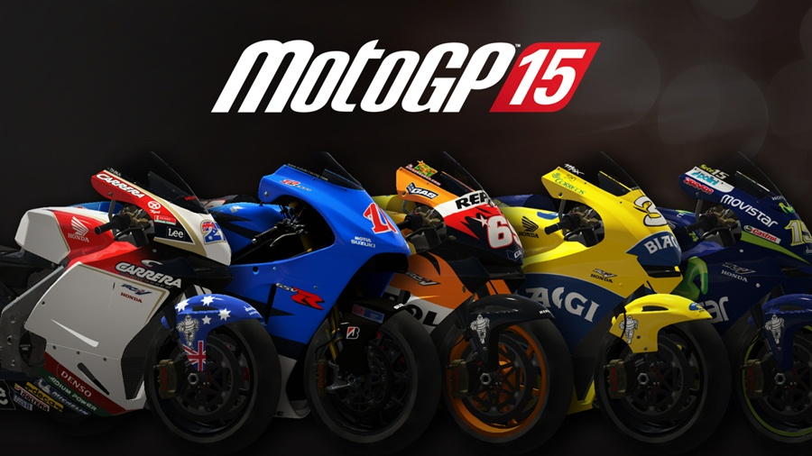 MotoGP 2015 Game Download Poster