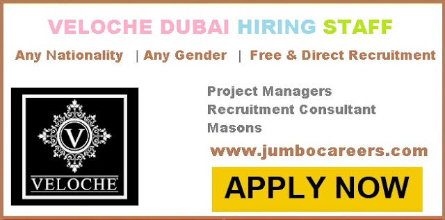 Latest 10th Pass jobs in Dubai