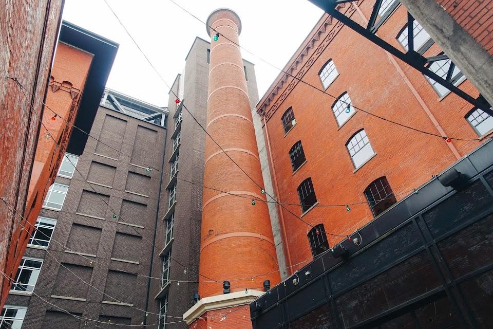 Weinhard Brewery Complex