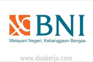 Lowongan Kerja Bank BNI Bina Magang Terbaru 2019