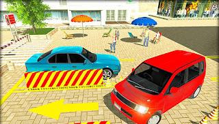 car parking simulator real 3d