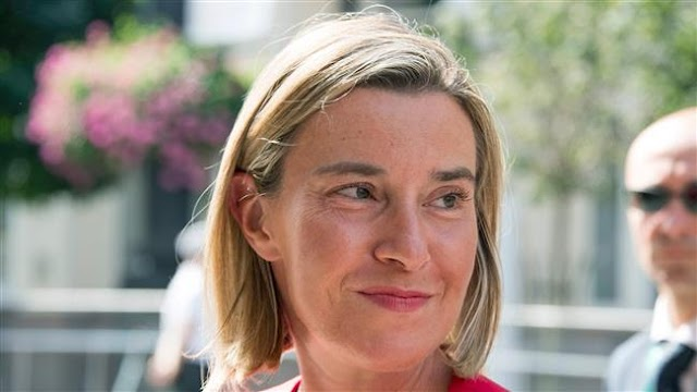 European Union foreign policy chief Federica Mogherini wants Brussels headquarters for military intervention