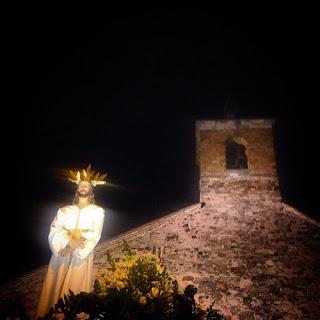 Este año he venido a realizar un reportaje sobre la Semana Santa de Astorga, ciudad desde la que hace unos años comencé el Camino de Santiago