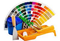 serviços de pintura