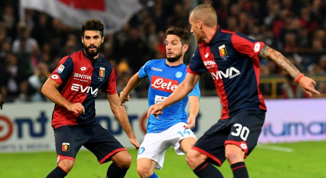 DIRETTA Genoa-NAPOLI Streaming: come vedere Video Live TV Oggi e Highlights