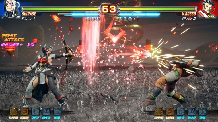 Fighting EX Layer PC Full Español