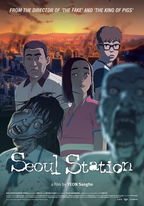 Seoul Station - HD 720p - Legendado