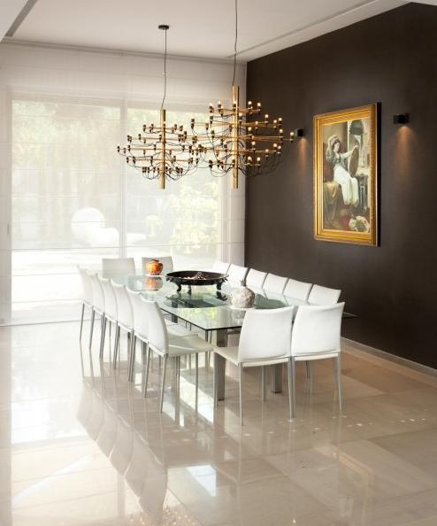 By Elad Gonen: Edgewater Design Blog: Accent Walls