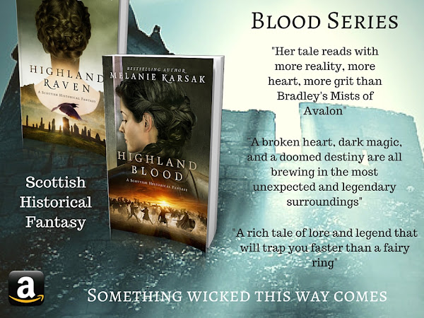 Highland Blood Releases Wednesday! Let's have a sneak peek