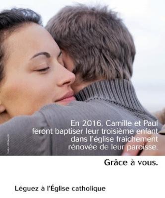 affiche campagne legs Eglise 2016