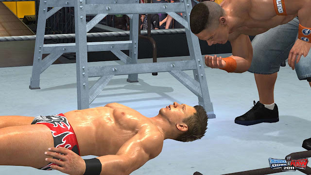 WWE-Smackdown-VS-RAW-2011-DVD-Gameplay-Screenshot-3