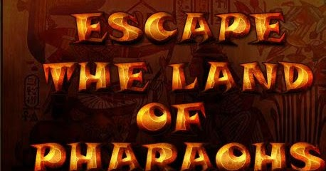 Solved Escape Land Of The Pharaohs Walkthrough
