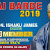 Ishaku James Barde, The Right Man For Askira Uba/Hawul
