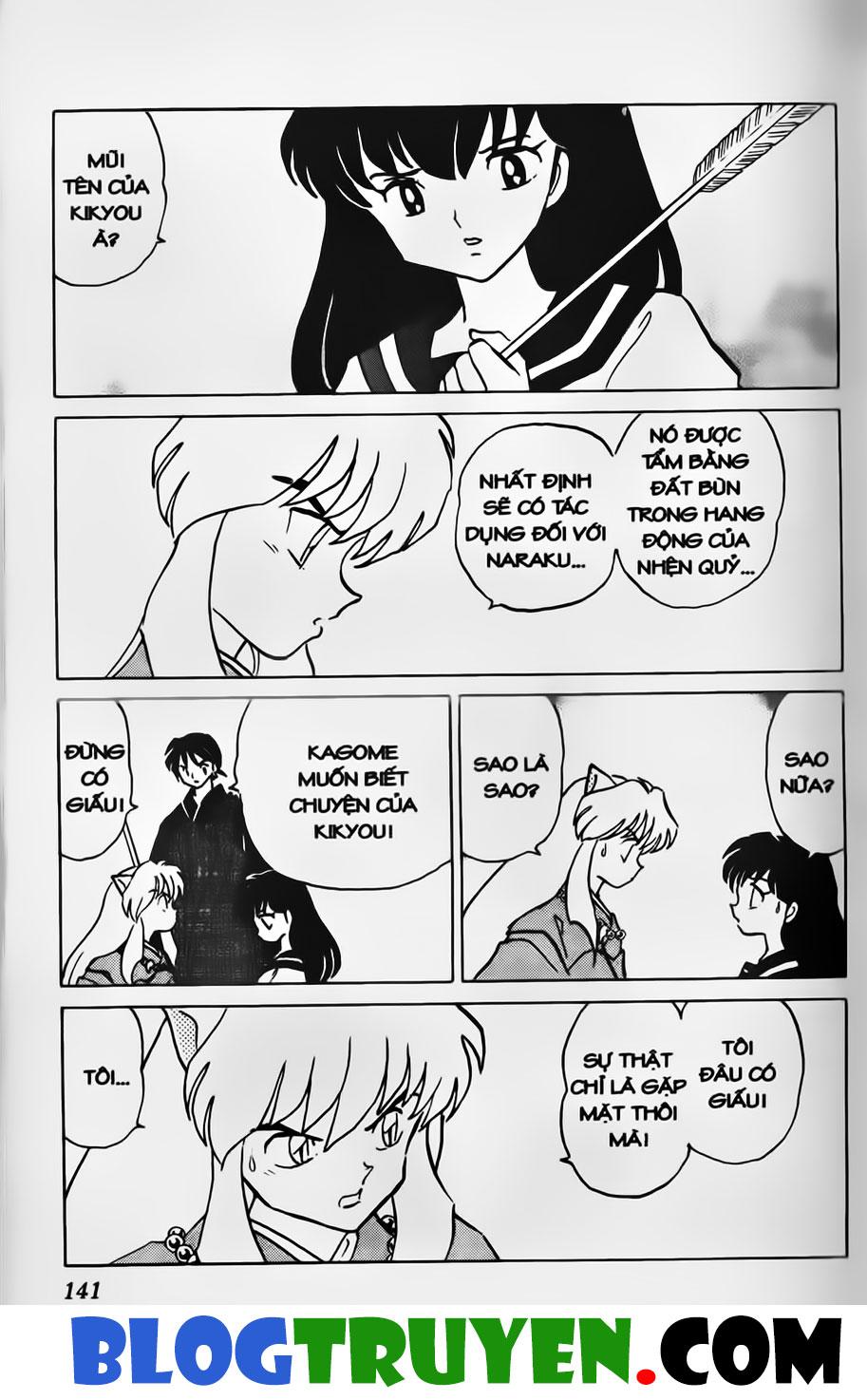 Inuyasha vol 32.8 trang 12