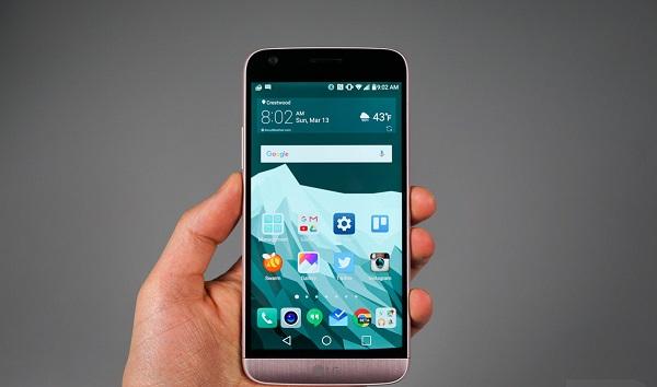 Harga LG G5 baru