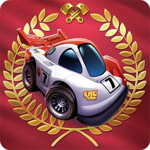 Mini Motor Racing 2.0.2 (Original & Mod) Apk + Data