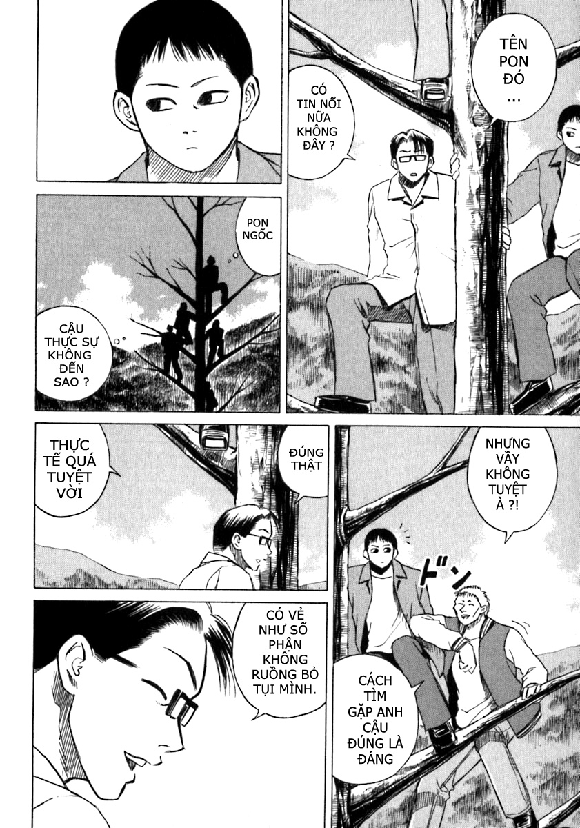 Higanjima chapter 27 trang 4